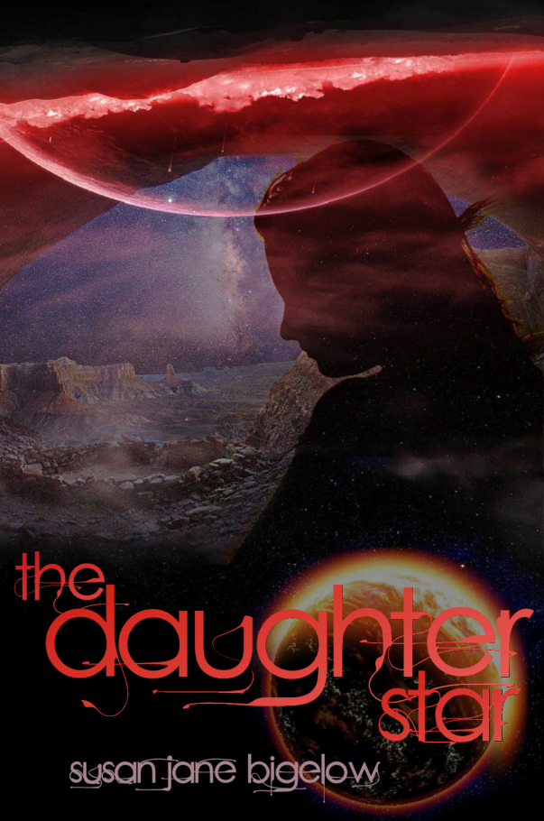 cover image for The Daughter Star