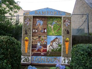 The 2012 Well Dressing