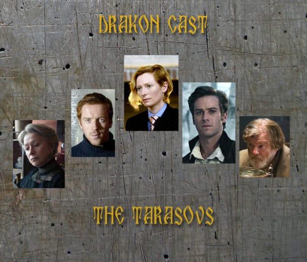 Drakon - Tarasovs