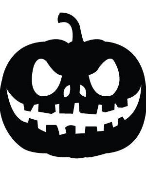 pumpkin-silhouette-vector